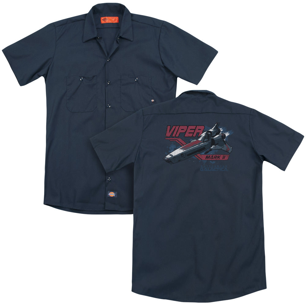 Bsg - Viper Mark Ii Adult Work Shirt