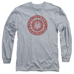 Bsg - Eroded Logo Adult Long Sleeve T-Shirt
