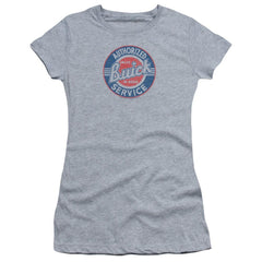 Buick - Authorized Service Junior T-Shirt