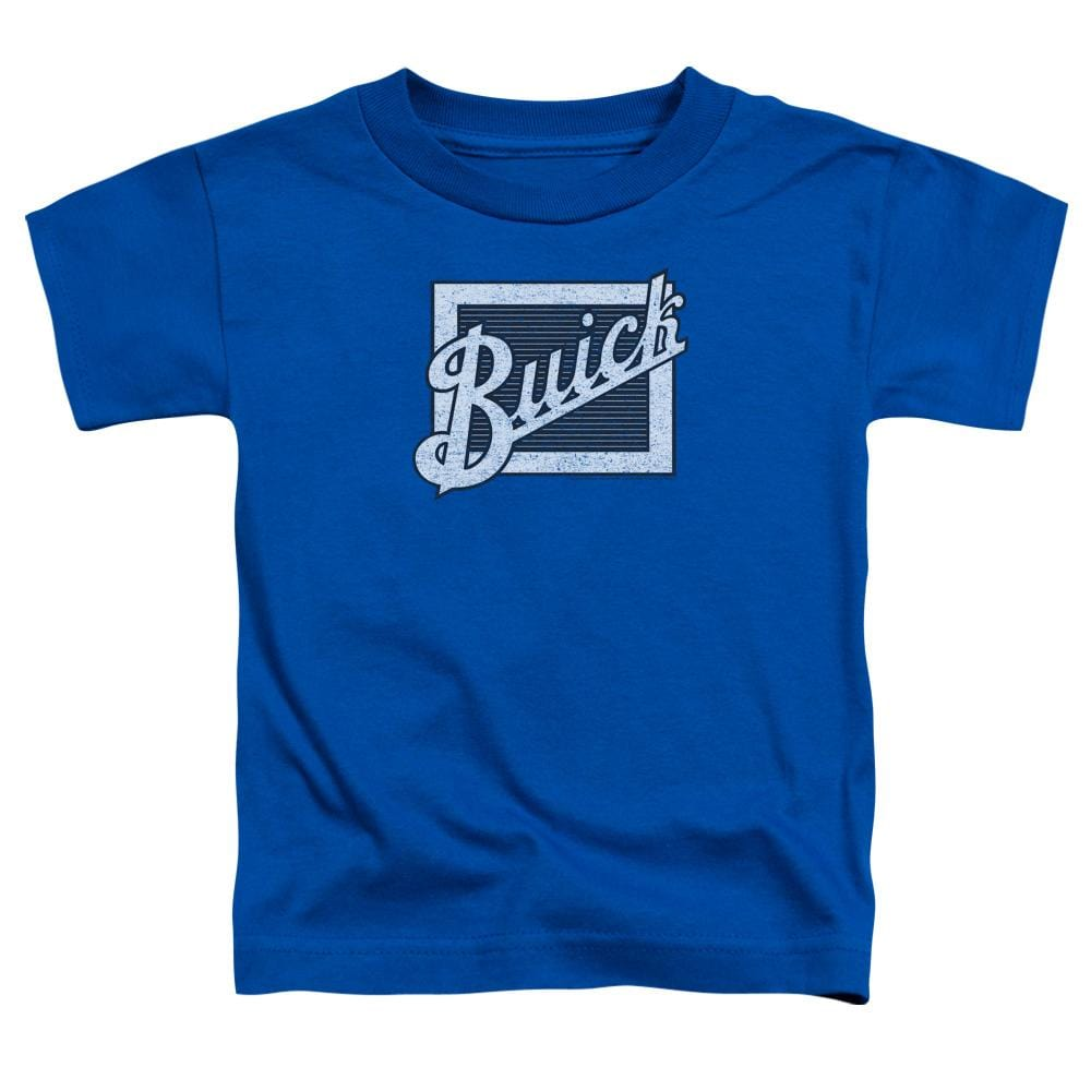 Buick - Distressed Emblem Toddler T-Shirt