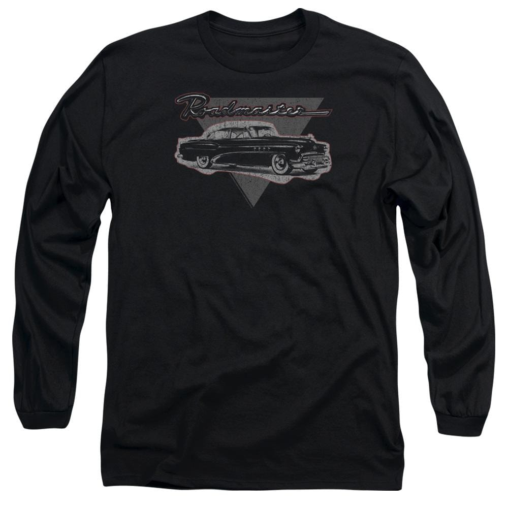 Buick - 1952 Roadmaster Adult Long Sleeve T-Shirt