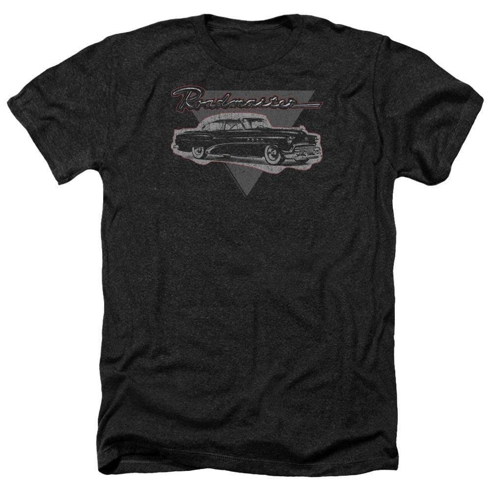 Buick - 1952 Roadmaster Adult Regular Fit Heather T-Shirt
