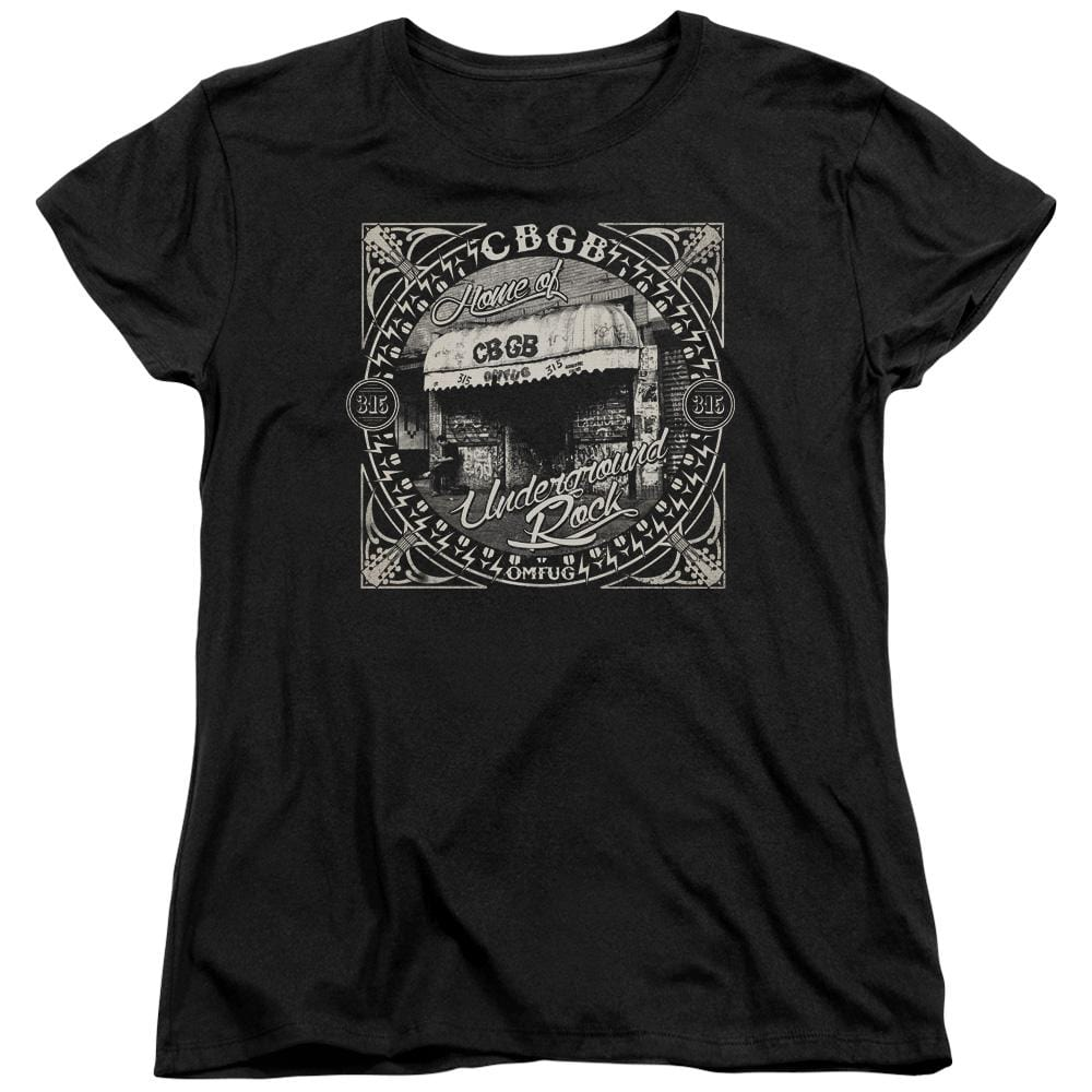 Cbgb Front Door Women's T-Shirt