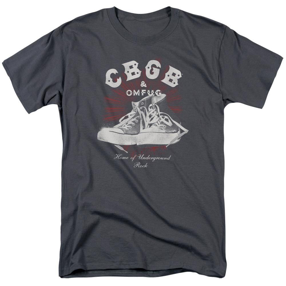 Cbgb High Tops Adult Regular Fit T-Shirt