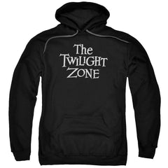Twilight Zone - Logo Adult Pull-Over Hoodie