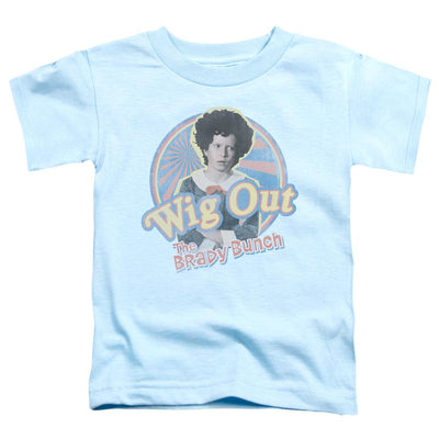 Brady Bunch Wig Out Toddler T-Shirt
