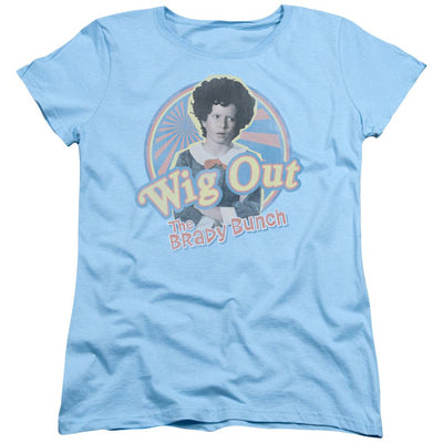 Brady Bunch Wig Out Women's T-Shirt