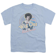 Brady Bunch Wig Out Youth T-Shirt (Ages 8-12)