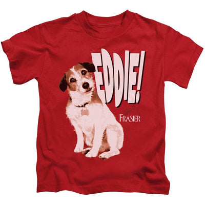 Frasier Eddie Kid's T-Shirt (Ages 4-7)
