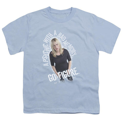 Medium Go Figure Youth T-Shirt (Ages 8-12)