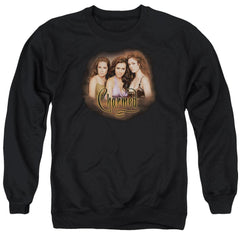 Charmed - Smokin Adult Crewneck Sweatshirt