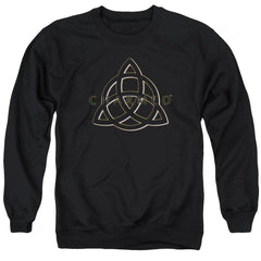 Charmed - Triple Linked Logo Adult Crewneck Sweatshirt