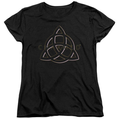 Charmed Triple Linked Logo Women's T-Shirt