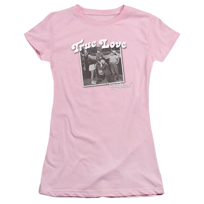 Little Rascals True Love Juniors T-Shirt