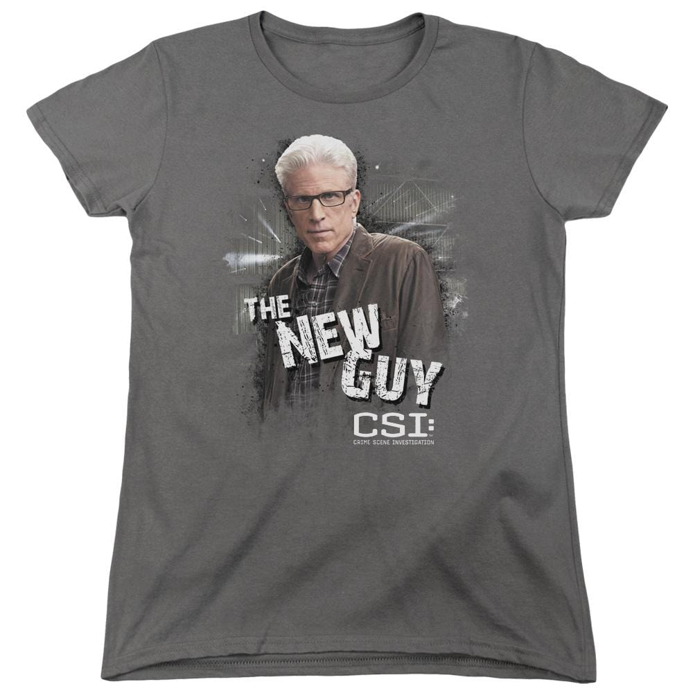 Csi - The New Guy Women's T-Shirt