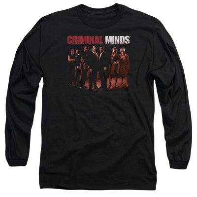 Criminal Minds The Crew Men's Long Sleeve T-Shirt