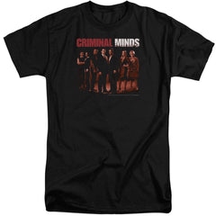 Criminal Minds The Crew Adult Tall Fit T-Shirt