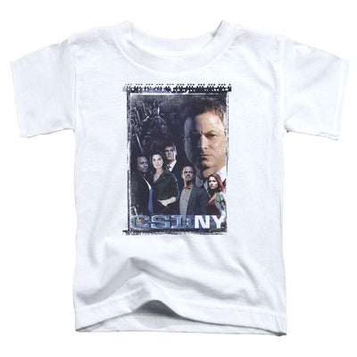 CSI: NY Watchful Eye Toddler T-Shirt