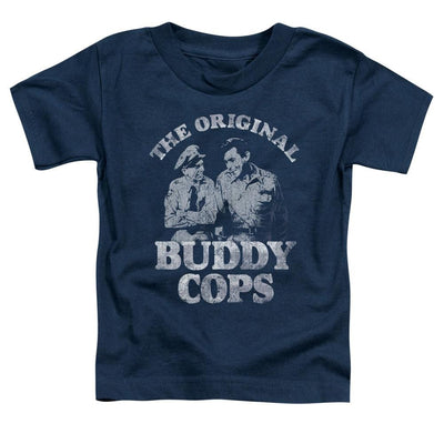 Andy Griffith Buddy Cops Toddler T-Shirt