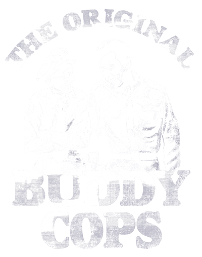 Andy Griffith Buddy Cops Women's T-Shirt
