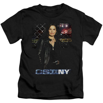 CSI: NY Jo Kid's T-Shirt (Ages 4-7)