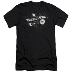 Twilight Zone - Another Dimension Adult Slim Fit T-Shirt