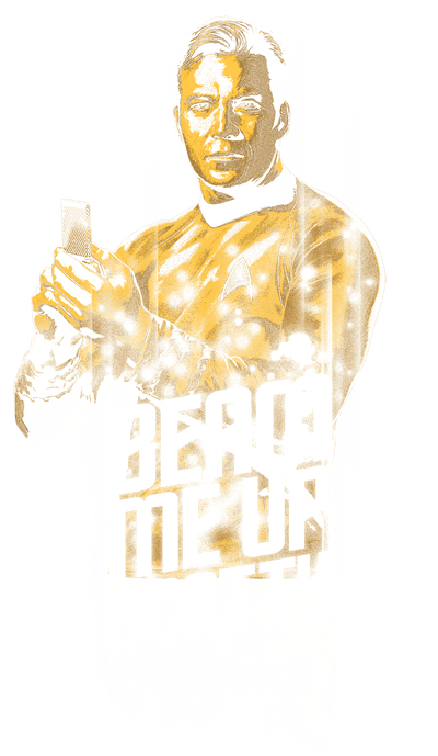 Star Trek Beam Me Up Men's Regular Fit T-Shirt