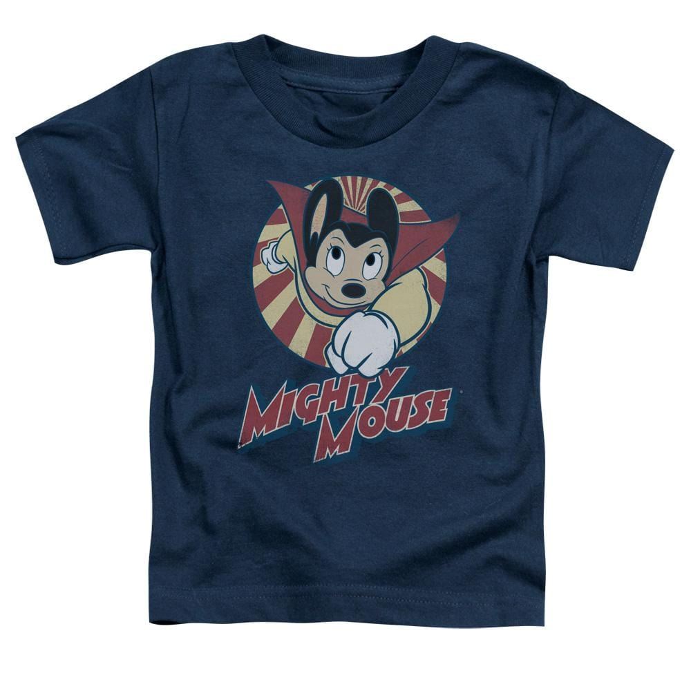 Mighty Mouse The One The Only Toddler T-Shirt