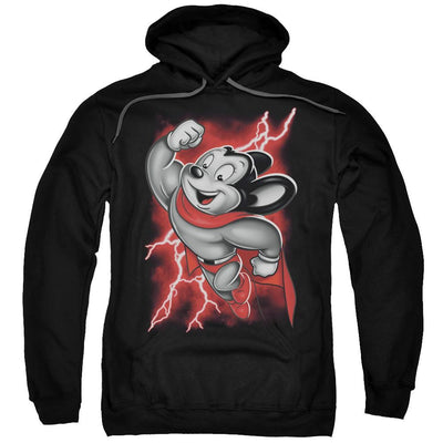 Mighty Mouse Mighty Storm Pullover Hoodie