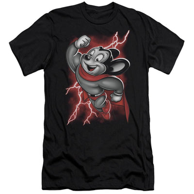 Mighty Mouse Mighty Storm Men's Slim Fit T-Shirt
