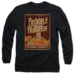 Star Trek Tribbles: The Movie Men's Long Sleeve T-Shirt