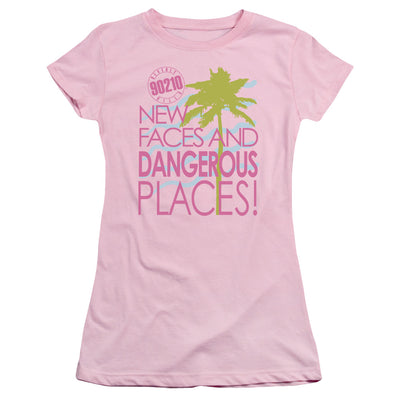 Beverly Hills 90210 Tagline Juniors T-Shirt