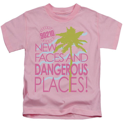Beverly Hills 90210 Tagline Kid's T-Shirt (Ages 4-7)