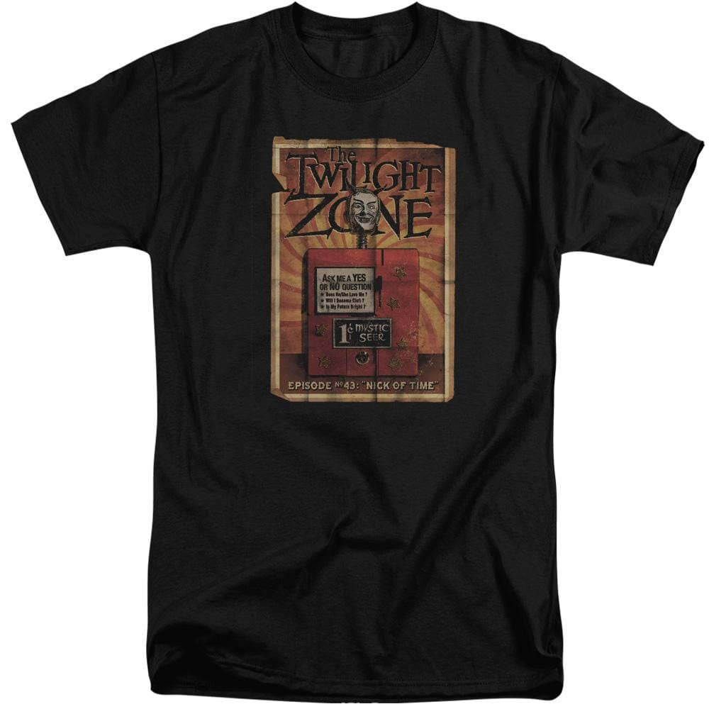 Twilight Zone Seer Adult Tri-Blend T-Shirt