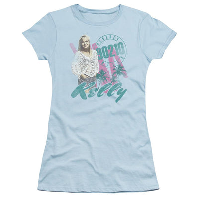 Beverly Hills 90210 Kelly Vintage Juniors T-Shirt