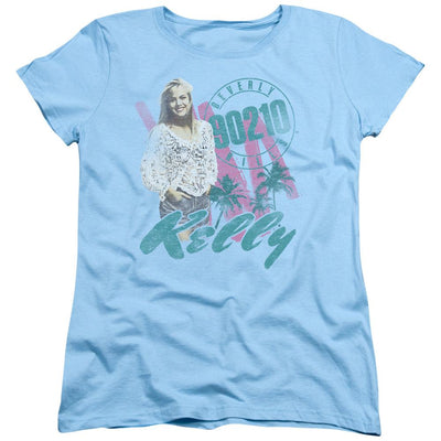 Beverly Hills 90210 Kelly Vintage Women's T-Shirt