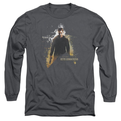 Star Trek Dark Hero Men's Long Sleeve T-Shirt
