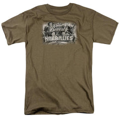 Beverly Hillbillies Logo Adult Regular Fit T-Shirt