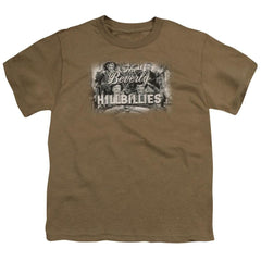 Beverly Hillbillies Logo Youth T-Shirt