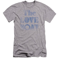 Love Boat Distressed Premium Adult Slim Fit T-Shirt