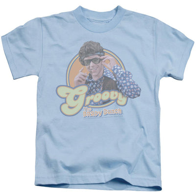 Brady Bunch Groovy Greg Kid's T-Shirt (Ages 4-7)