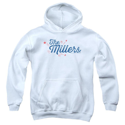 The Millers Logo Youth Hoodie (Ages 8-12)