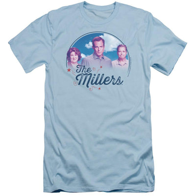 The Millers Cast Men's Slim Fit T-Shirt