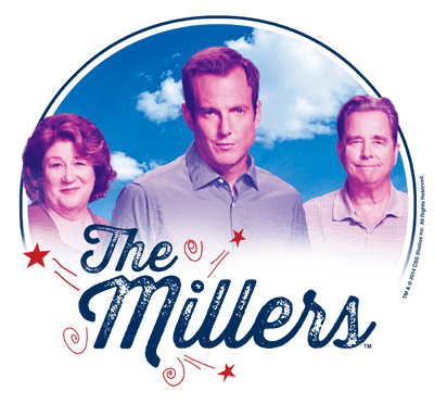 The Millers Cast Women's T-Shirt