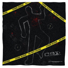 Csi - Outline Bandana