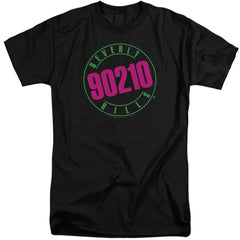 90210 Neon Adult Tall Fit T-Shirt