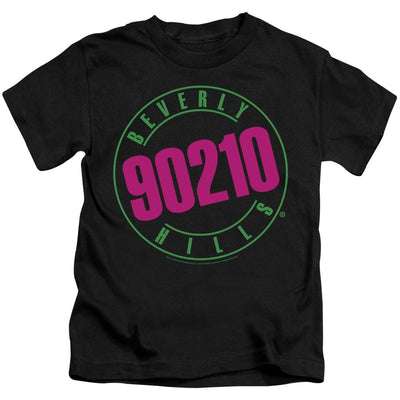 Beverly Hills 90210 Neon Kid's T-Shirt (Ages 4-7)