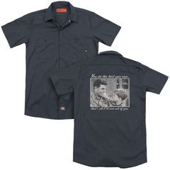 Andy Griffith Wise Words Adult Work Shirt