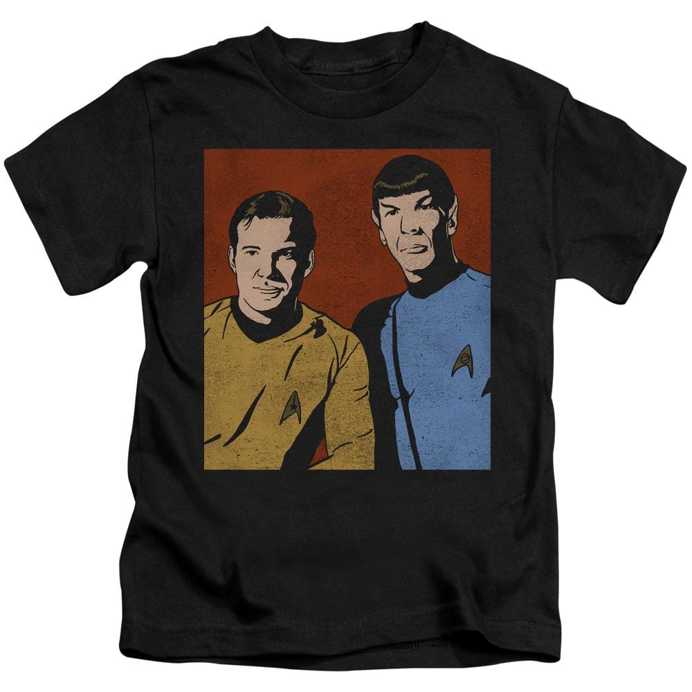 Star Trek Friends Kids T-Shirt
