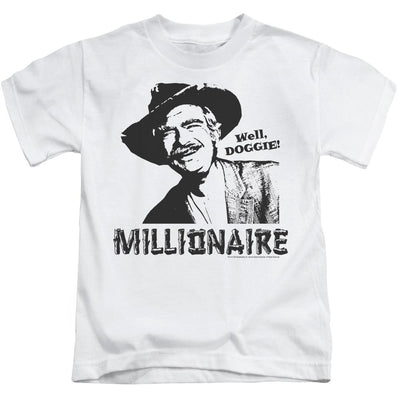 Beverly Hillbillies Millionaire Kid's T-Shirt (Ages 4-7)